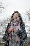 Compañero del otoño Fotografía de archivo libre de regalías