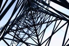 Compañia de electricidad Fotos de archivo libres de regalías