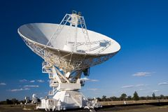 Compact Array Telescope Stock Photos