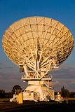 Compact Array Telescope. Late afternoon Stock Images