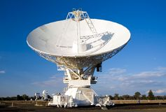Compact Array Telescope. Used for scientific research Royalty Free Stock Photography