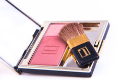 Compact blush Royalty Free Stock Image