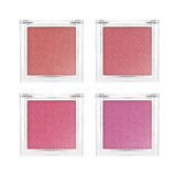 Compact blush set Royalty Free Stock Photo
