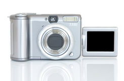 Compact camera Royalty Free Stock Photo