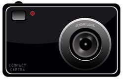 Compact camera Royalty Free Stock Photo