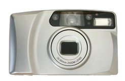 Compact camera #2 Royalty Free Stock Photos