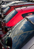 Compact Cars Royalty Free Stock Image