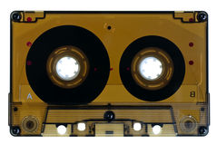 Compact Cassette Royalty Free Stock Image