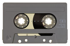 Compact Cassette Royalty Free Stock Images