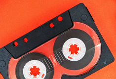 Compact cassette  Royalty Free Stock Photography