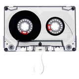 Compact Cassette Stock Image