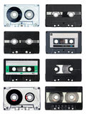 Compact Cassettes Royalty Free Stock Images