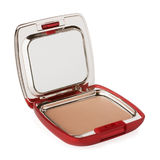 Compact Cosmetic Powder royalty free stock photos