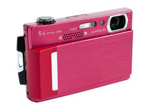 Free Compact Digital Camera Royalty Free Stock Images - 7816739