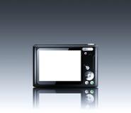 Compact digital camera Stock Image