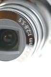 Compact digital camera lens royalty free stock image