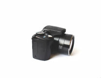 Compact digital camera Royalty Free Stock Photos
