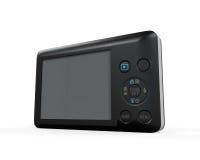 Compact Digital Camera Royalty Free Stock Photo