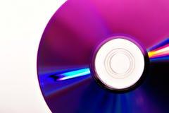 Compact-disc royalty-vrije stock afbeelding