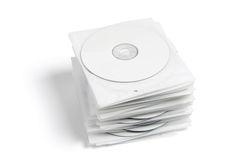 Compact-disc Imagen de archivo libre de regalías