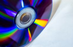 compact disc stock foto's