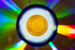 compact disc stock foto