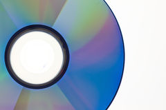 Compact Disc Royalty Free Stock Photo