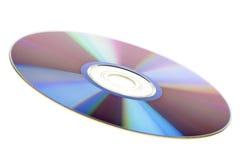 Compact disc stock afbeelding