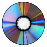 Compact-disc stock foto