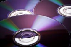 Compact-disc Imágenes de archivo libres de regalías