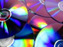 Compact disc 2 Stock Photos