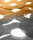 The Compact Disc Royalty Free Stock Photos
