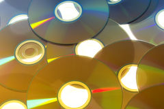 The Compact Disc Royalty Free Stock Images