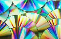 Compact-disc Fotografía de archivo libre de regalías