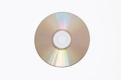 Compact disc Foto de Stock Royalty Free