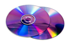 Compact disc Royalty Free Stock Image