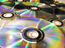Compact disc Royalty Free Stock Photography