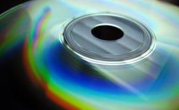 Compact disc Fotografie Stock Libere da Diritti