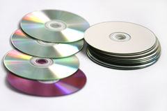 Compact-disc Royalty Free Stock Photography
