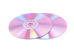 Compact disc Fotografia Stock
