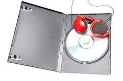 compact disc royalty-vrije stock afbeelding