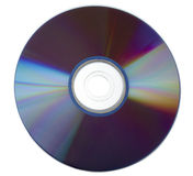 Compact disc cd dvd computer technology Royalty Free Stock Photography