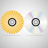 Compact disc Royalty Free Stock Photos
