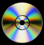 Compact Disc Illustration Royalty Free Stock Photos