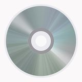 Compact Disc Illustration Stock Image