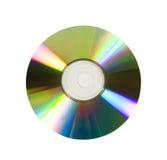 Compact disc o DVD Fotografia Stock