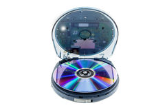 Compact Disc Player Stock Photos