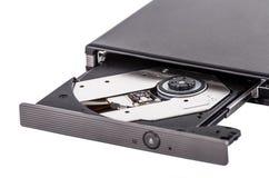 Compact disc rewritable immagini stock libere da diritti