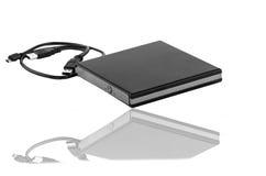 Compact disc rewritable fotografia stock libera da diritti