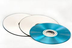 Compact Discs Stock Photos